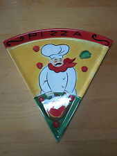 "Certified Int'l Jennifer Brinley Set of 3 PIZZA SLICE Plates 10"" 3 designs"