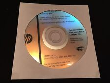 HP Probook 4520 4720 4320 4420 4321 4421 Application and Driver CD DVD Disc