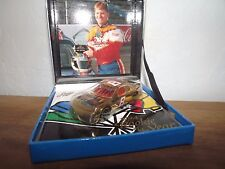 Matchbox White Rose Collectibles Super Star Awards Jeff Burton Rookie Driver!