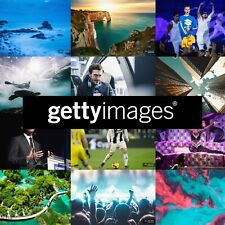 Getty Images - High Quality Photo ** 10 IMAGES ** Low Cost !!
