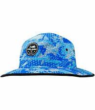 Pelagic Sunsetter Ambush Blue Bucket Boonie Fishing Hat 1204191000