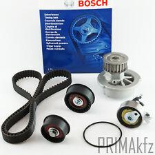 BOSCH Zahnriemen 1987949433 + Rollensatz + Wasserpumpe Opel Astra G 1.4 1.6 16V