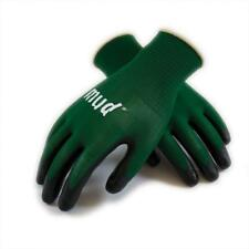 Mud Gloves Tough Mud Style Emerald Gardening Gloves 026E Case of 6