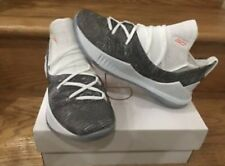 """BRAND NEW- Under Armour Curry 5 """"Welcome Home"""" LIMITED EDITION White Size 11.5"""