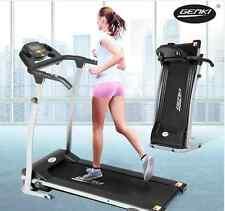 Fold up Treadmill Motorised up to 12km/h Confidence Fitness speeds running NEW