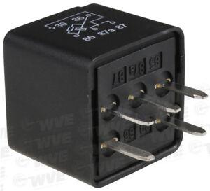 A/C Compressor Control Relay WVE BY NTK 1R1055