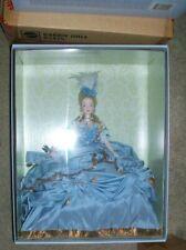 Lot of 2 Marie Antoinette Barbie 2003 Gold Label & QUEEN ELIZABETH BARBIE
