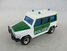 Matchbox Mercedes Benz 280 GE Polizei