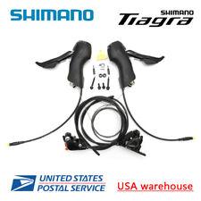 Shimano Tiagra 4700 ST-BR-RS405 2x10s Hydraulic Road Bike Disc Brake Lever Set