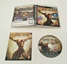 God Of War Ascension - Playstation 3 PS3 Game - Complete - TESTED/WORKING