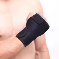 New Wrist Hand Brace Support Carpal Tunnel Splint Arthritis Sprain Stabilizer