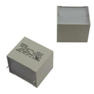 Starting / Motor Capacitor 10µF 400V AC RM37,5 KNM122810U10%400V 10uF