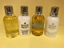 Molton Brown Travel Size 4 pcs Shampoo Conditioner Lotion & Body Wash