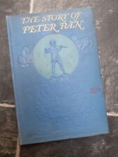 The Story of Peter Pan - Retold by Daniel O'Connor 1927 Rare