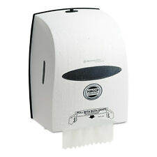Kimberly Clark Windows Sanitouch Roll Towel Dispenser 12 63/100w x 10 1/5d x 16