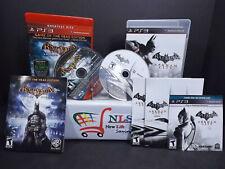 PS3 Game Batman Arkham City & Arkham Asylum