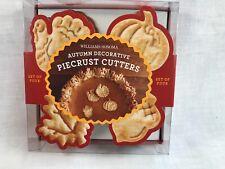 William Sonoma Pie Crust Cutters 2012