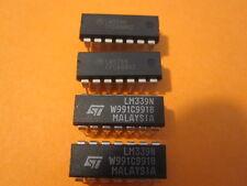 2PCS LM339N AND 2PCS LM324N