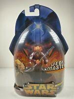 Star Wars Revenge of the Sith Jedi Master Plo Koon 2005 Hasbro Sealed