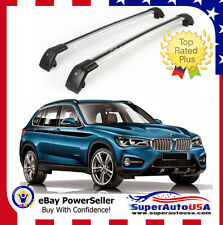 Top Roof Rack Fit For 2010 - 2018 BMW X1 E84 Baggage Luggage Cross Bar crossbar*