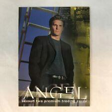 CHEAP PROMO CARD: Angel Season 2 Inkworks 2000 #AL-1 ONE SHIP FEE PER ORDER