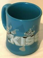 Hershey's Kisses Chocolate Coffee Mug Ceramic Cup 16oz Hershey Hot Blue Drinking