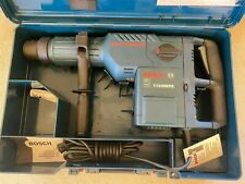 New Open Box Bosch 11245evs 14 Amp 2 In Combination Hammer Drill Amp Hard Case