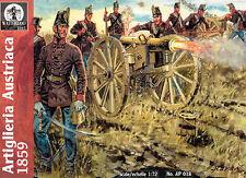 Waterloo 1815 - Artiglieria Austriaca 1859 - 1:72