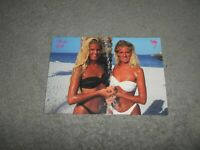 VINTAGE - POST CARD - (S) FLORIDA GIRLS