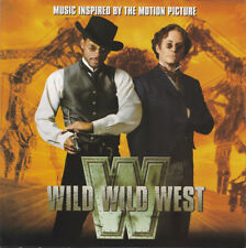 Compilation ‎CD Music Inspired By The Motion Picture Wild Wild West - Europe