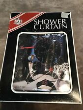 ~Vintage Shower Curtain Astrology Night Sky Constellation~Saturday Knight LTD