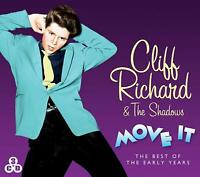 CLIFF RICHARD & THE SHADOWS Move It (2011) 75-track 3xCD box set NEW/SEALED