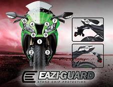 Eazi-Guard™ Kawasaki ZX10R 2011-2015 Motorbike Stone Chip Protection Kit