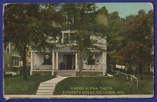 Kappa Alpha Theta Sorority House Columbia Missouri