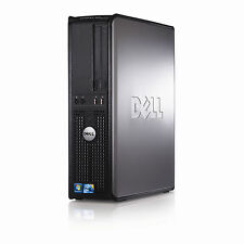 FAST DELL QUAD CORE PC COMPUTER DESKTOP TOWER WINDOWS 7 & WIFI & 8GB & 500GB