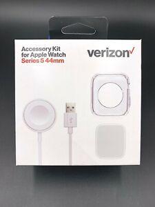 100% Original Verizon Accessory Kit for Apple Watch Series 5 44mm |White💎NEW💎