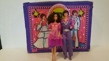 Donny & Marie Osmond Travel Case and Doll Set