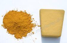 (8,90 EUR/kg)  2 kg Ocker Oxidfarbe-Pigment für Betonmasse, Putz, Gips, Harz