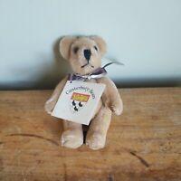 Vintage 80s Canterbury Bears Artist Bear Made in England