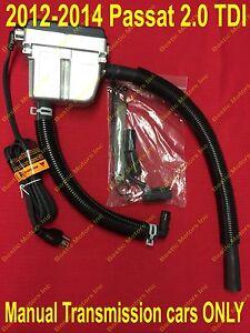 VW 2.0 L TDI Passat Engine Block Heater 2012-14 (Sedan/Manual Trans ONLY) HTR20