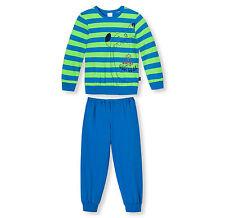 Schiesser Niños Pijama 100% Algodón 104 116 128 140 NUEVOS