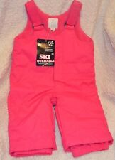 Girsl Infant Toddler New size 6-9 Months Ski overalls Winter Snow FREE SHIPPING