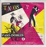 TANGOS PASOS-DOBLES Disque 45T 7 EP PRINCIPAL GERONA Tito FUGGI DUCRETET THOMSON