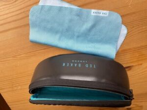 Ted Baker Glasses Case Colour Black