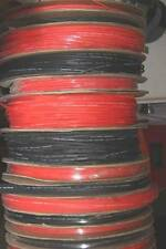 "25 Feet x 5/32""/4mm 2:1 Single Wall Polyolefin Heat Shrink Tubing - Red"