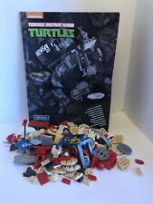 Tmnt Mega Blocks Krangs Revenge Collectors Loose Teenage Mutant Ninja Turtles