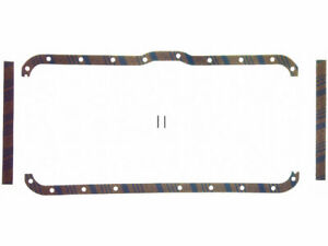 Oil Pan Gasket Set For 1946-1948 Plymouth P15 Deluxe 3.6L 6 Cyl 1947 M423NW