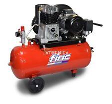 COMPRESSORE D'ARIA A CINGHIA 50 LT FIAC AB 50-268 M - 230V 1,5 KW PROFESSIONALE