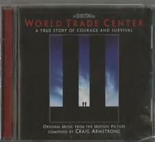 World Trade Center Soundtrack CD Craig Armstrong New Sony Classical Music