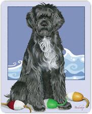 Portuguese Water Dog Large Cutting Board